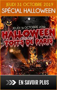 Soirée spécial Halloween au Tout le Monde en Parle